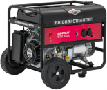 Бензиновый генератор Briggs&Stratton Sprint 6200A во Владивостоке
